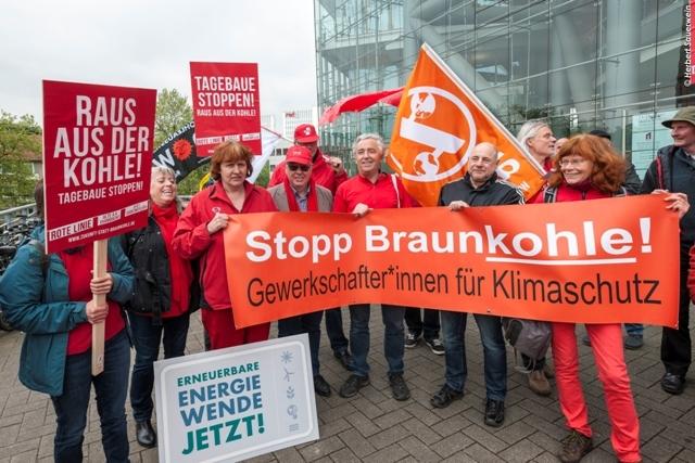 Initiative Gewerkschafter*innen für Klimaschutz